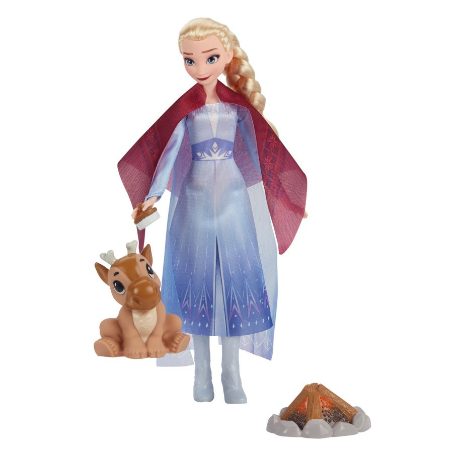 Disney Frozen 2 - Elsas Campfire Friends (F1582)