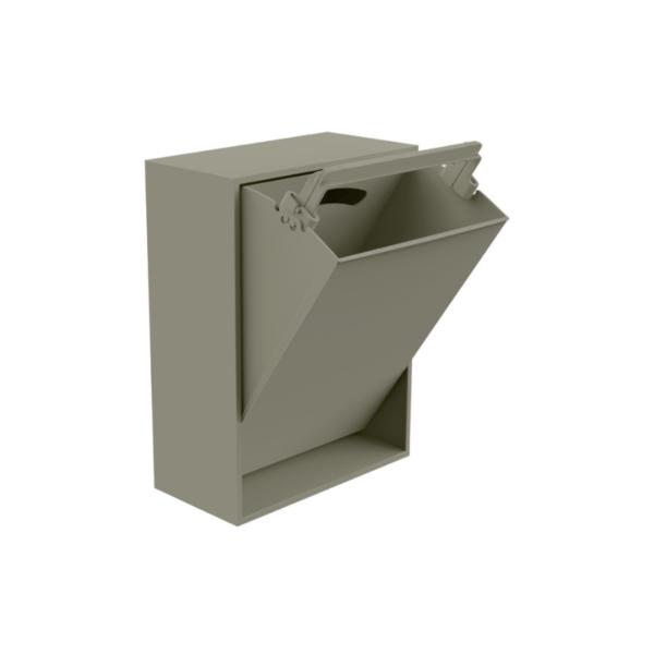 ReCollector - Recycling Box - Oak Green