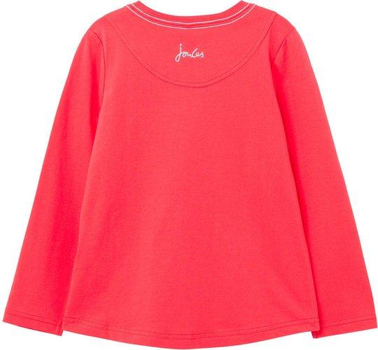 Tom Joule Ava T-Skjorte, Red Hearts, 3 år