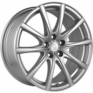 OVM Style silver 8x19 5/120 ET34 B72.6