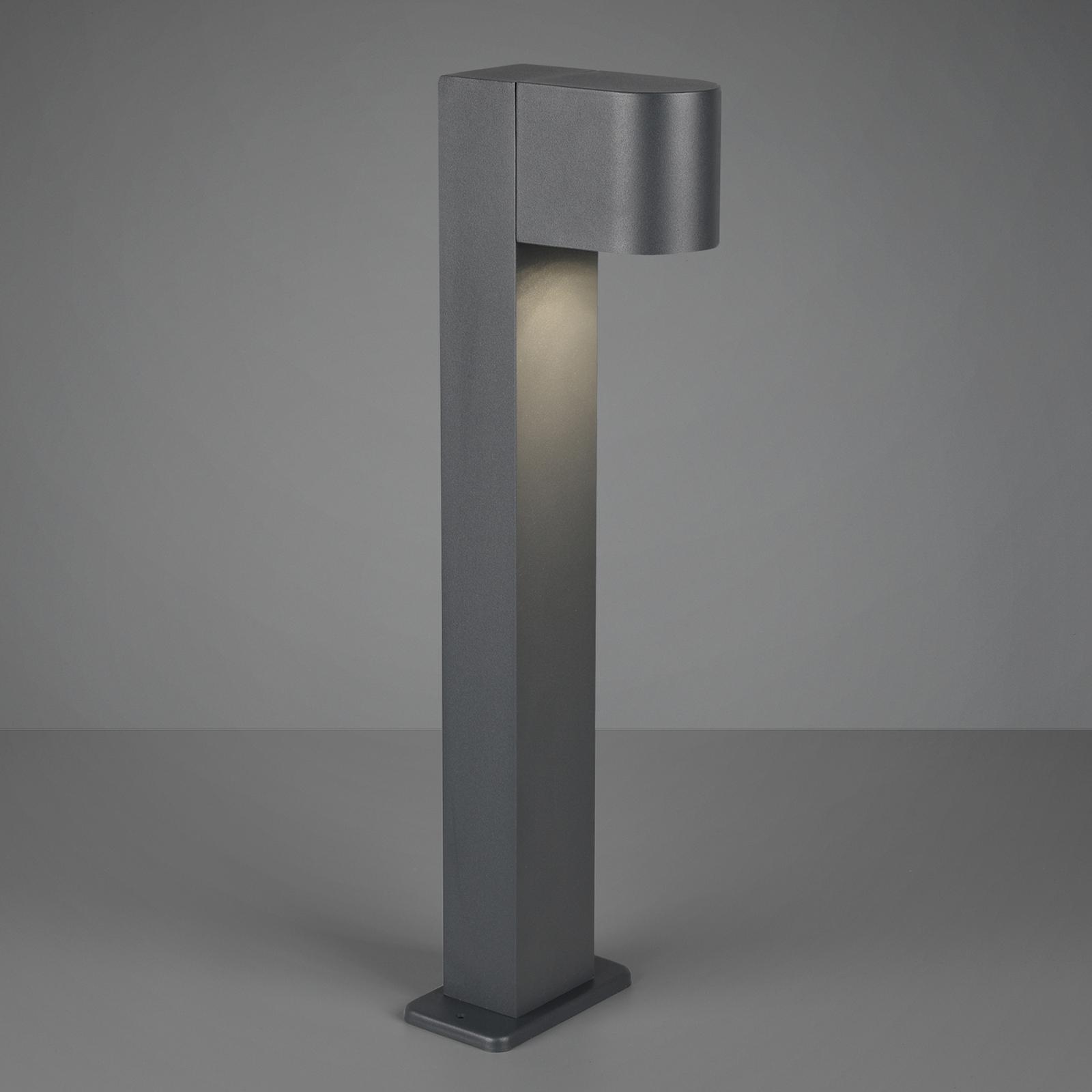 Pollarilamppu Roya, antrasiitti