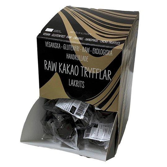 Eko Raw Tryffell Lakrits 40-pack - 60% rabatt
