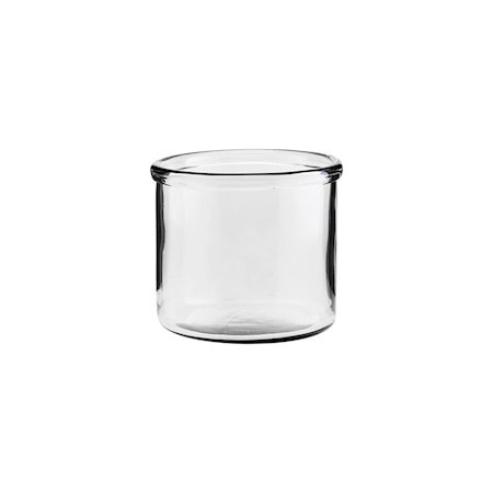 Vase Reem Glass Klar 16cm
