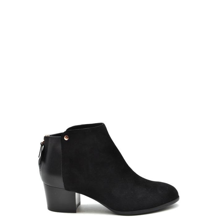 Hogan Women's Boot Black 167557 - black 35.5