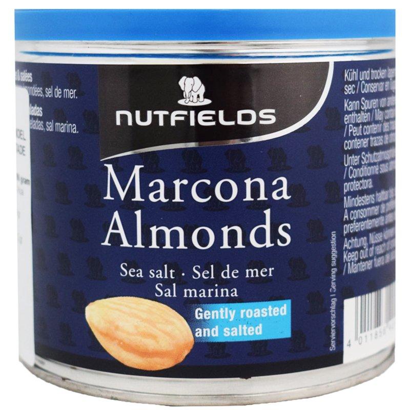 """Marconamandlar """"Sea Salt"""" 135g - 68% rabatt"""
