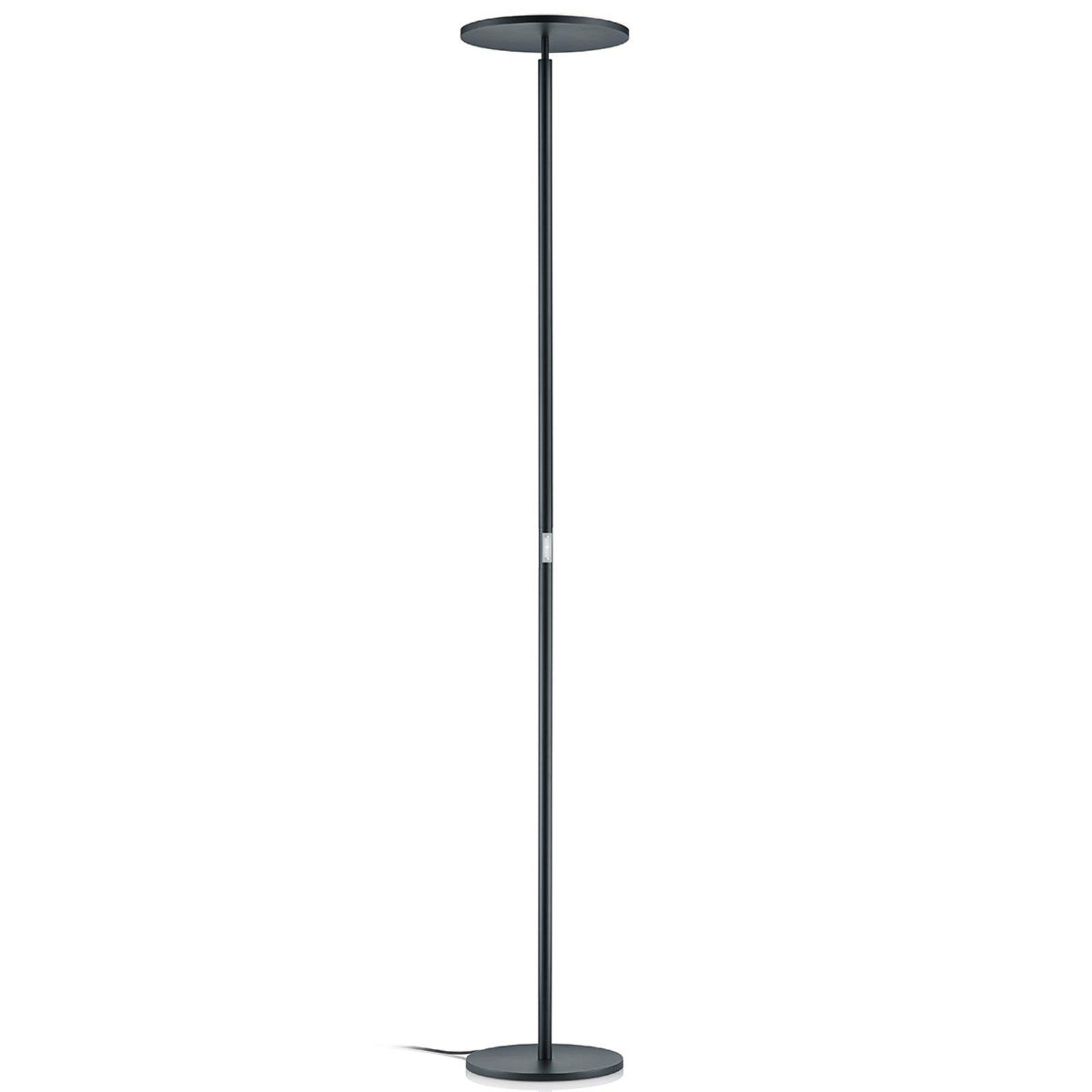 LED-uplight Apollon med bevegelsesstyring