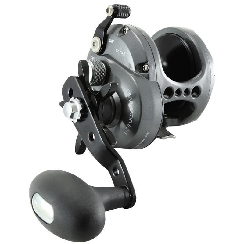 Okuma Cortez Black CZ-12CSa Havfiskesnelle