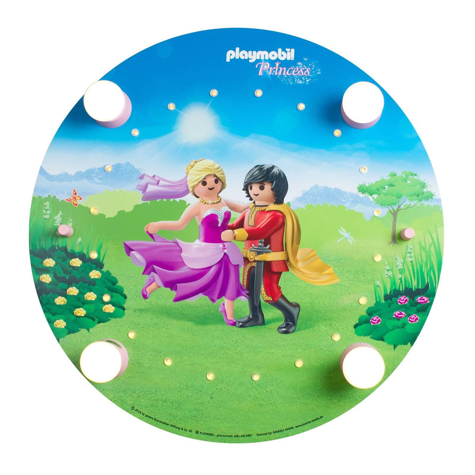 Taklampe Rondell PLAYMOBIL Princess