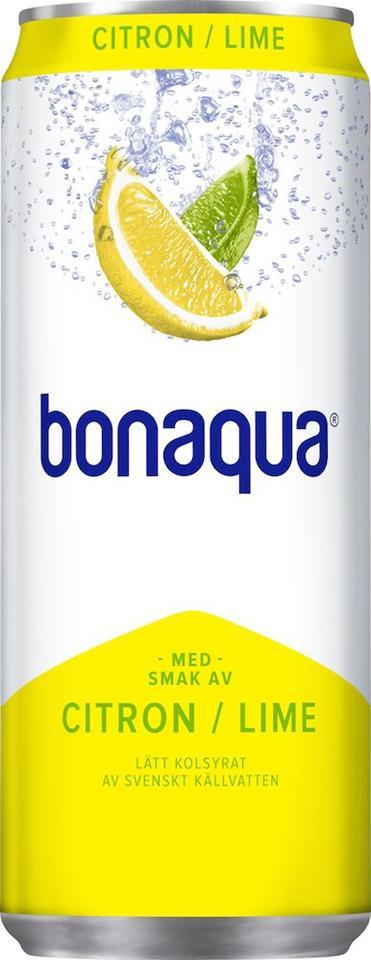 BonAqua Citron/Lime 33cl