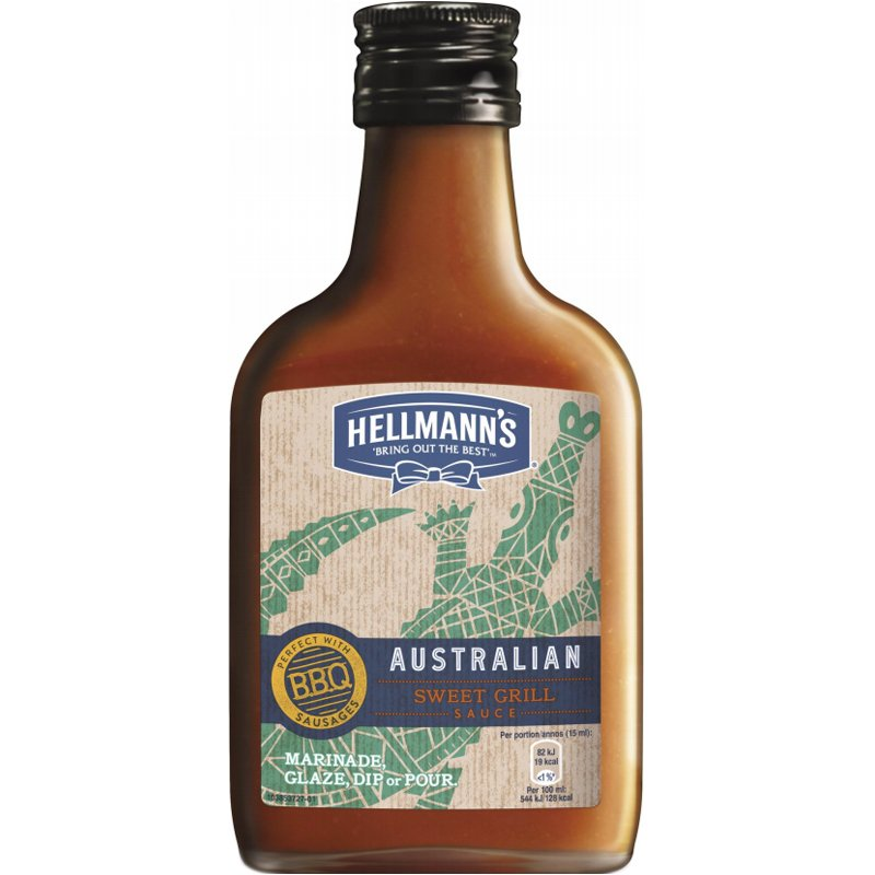 """Kastike """"Australian BBQ"""" 200 ml - 65% alennus"""