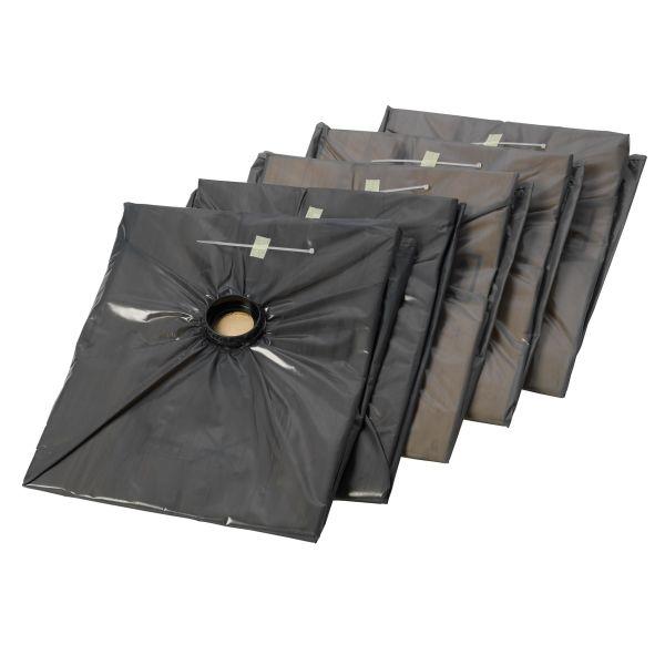 Nilfisk 107413549 Sikkerhetsfilterpose 5-pakning