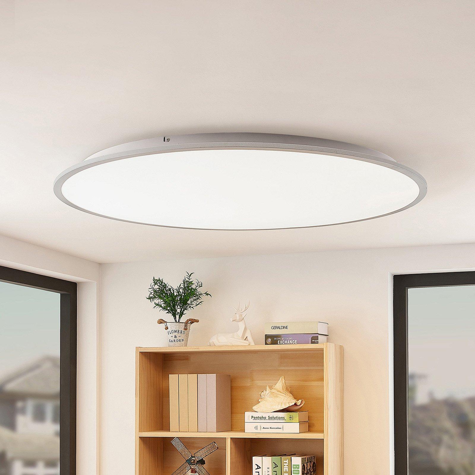 Lindby Narima LED-taklampe, CCT, Ø 100 cm