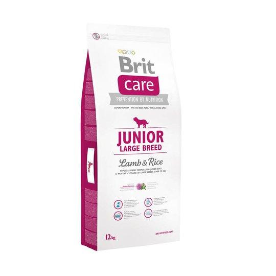 Brit Care Junior Large Lamb & Rice (12 kg)