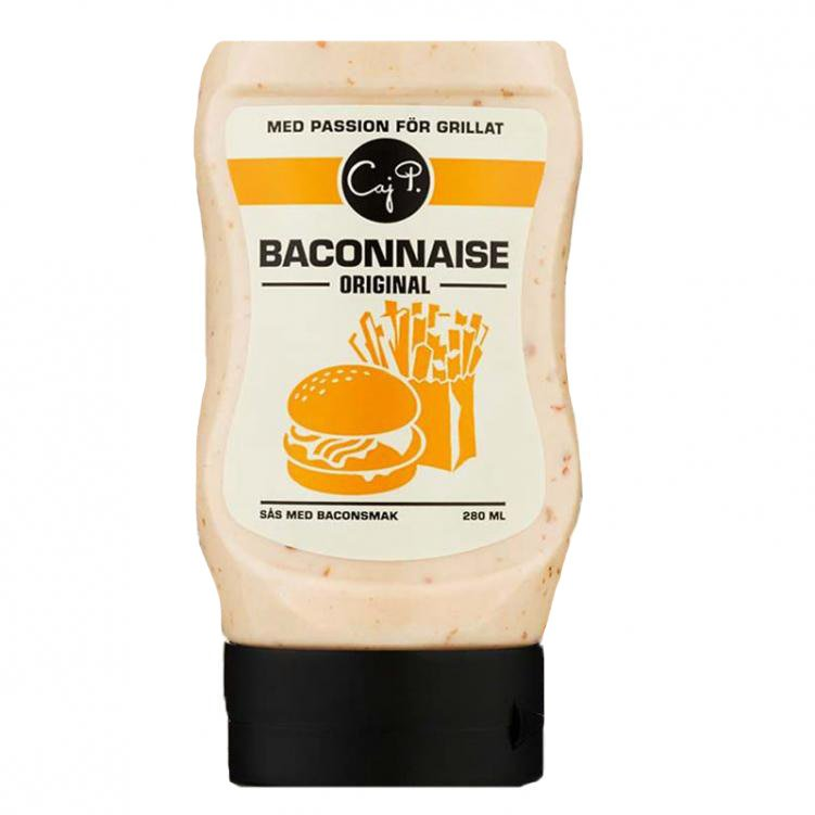 Baconnaise Kastike - 50% alennus