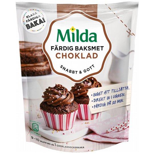 Baksmet Choklad 500g - 40% rabatt