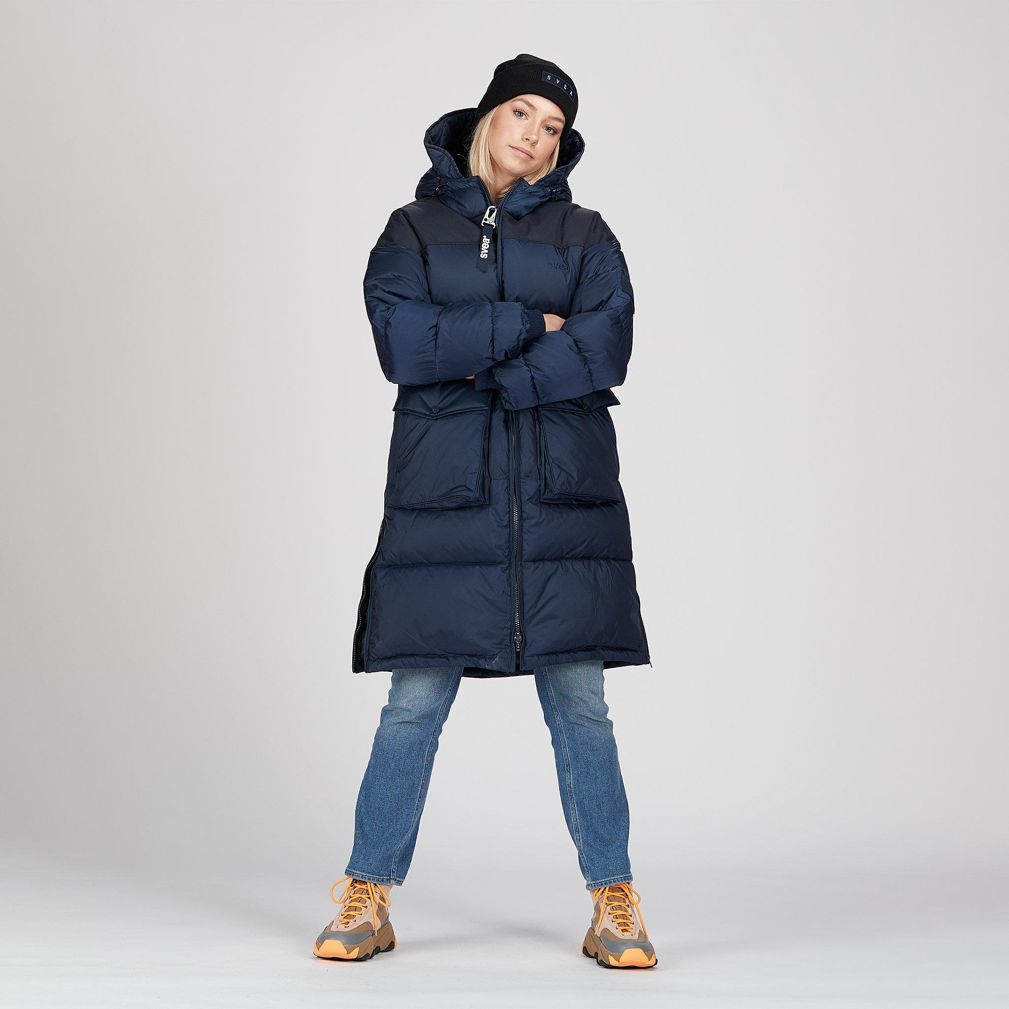 W. Comfy Puffer Coat