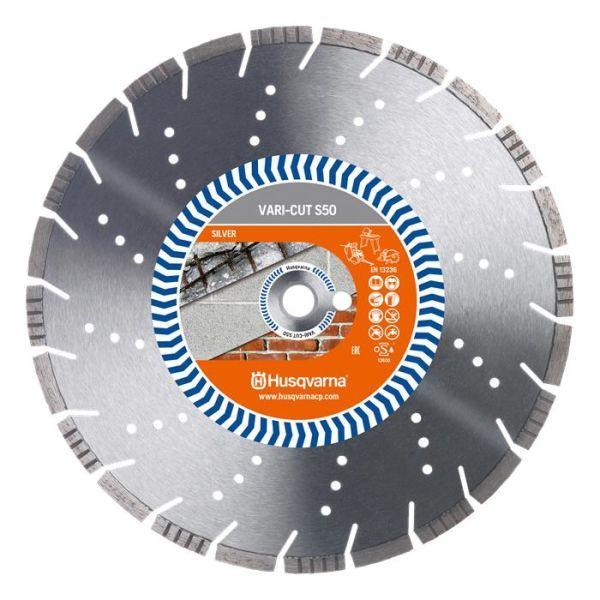 Husqvarna 586595502 Universal VARI-CUT Timanttiterä 350 mm