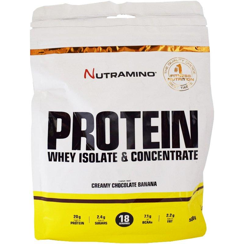 Nutramino Protein Creamy Chocolate & Banana - 47% rabatt