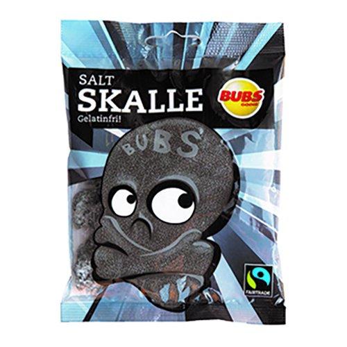 Bubs Salt Skalle - 90 gram