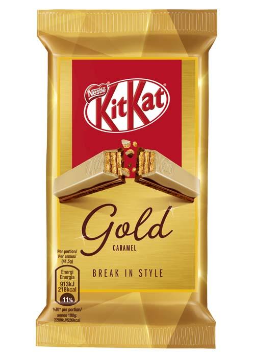 KitKat Gold - 41,5 g