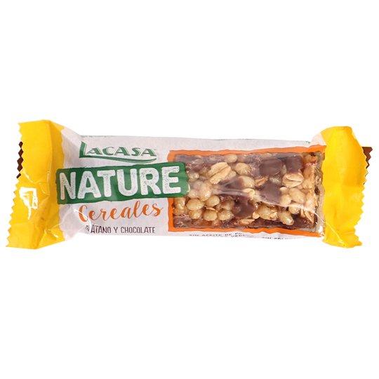Müslibar Choklad & Banan - 25% rabatt