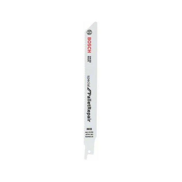 Bosch Special for Pallet Repair Tigersagblad 5-pakning 190 x 1,25 mm