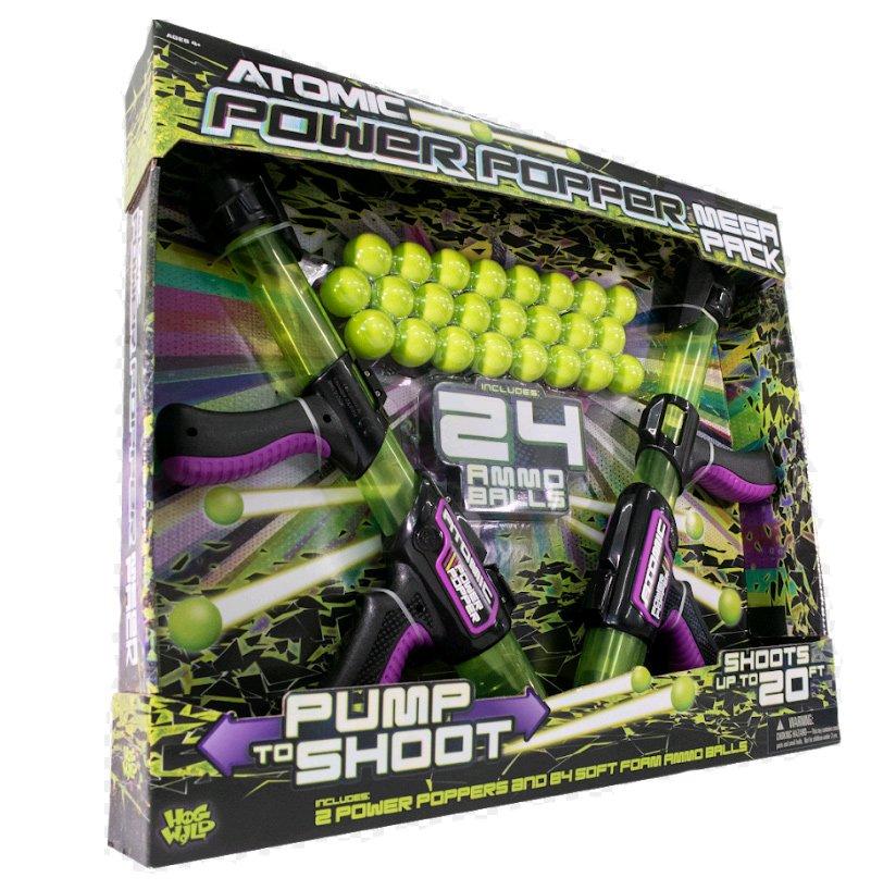 Atomic - Power Popper Mega Pack (252-540284)