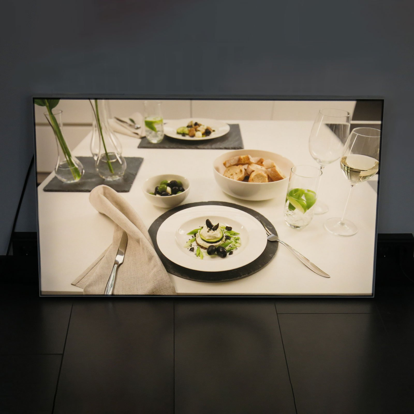 LGA 2x2 Module LED-vegglampe, 62,5 x 62,5 cm