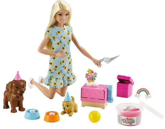 Barbie Dukke Med Valper, Puppy Party