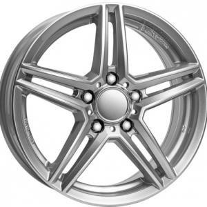 Rial M10 Silver 6.5x16 5/112 ET49 B66.6
