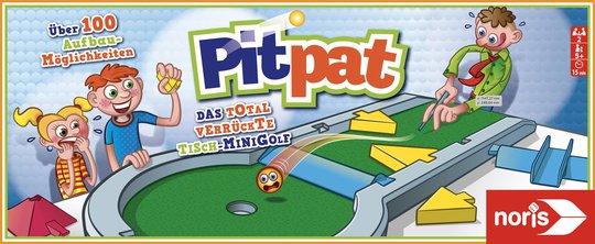 Minigolfspill Pit Pat