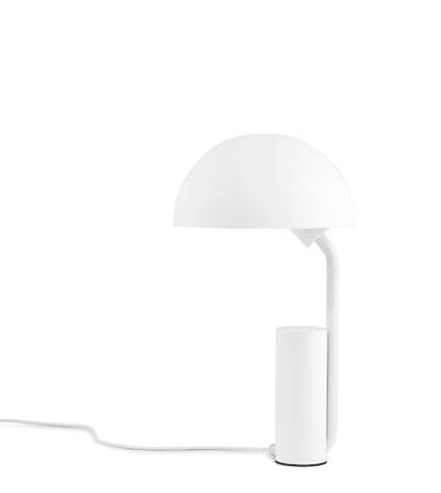 Cap Bordlampe Hvit