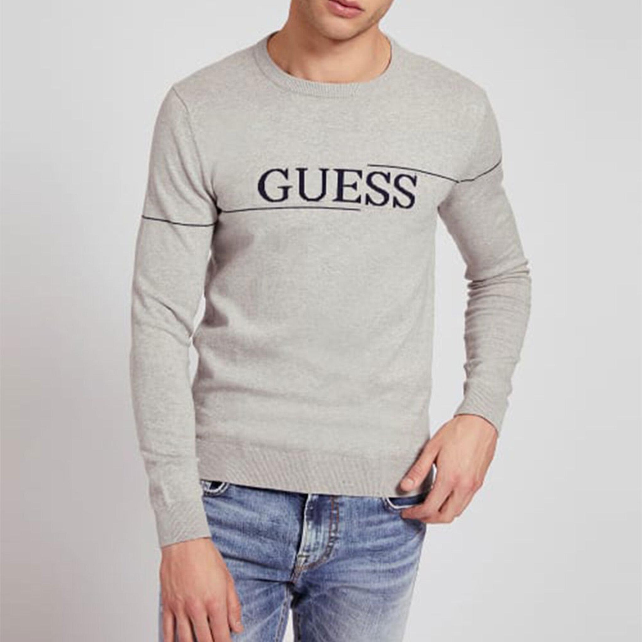 Jay Ls Cn Logo Sweater