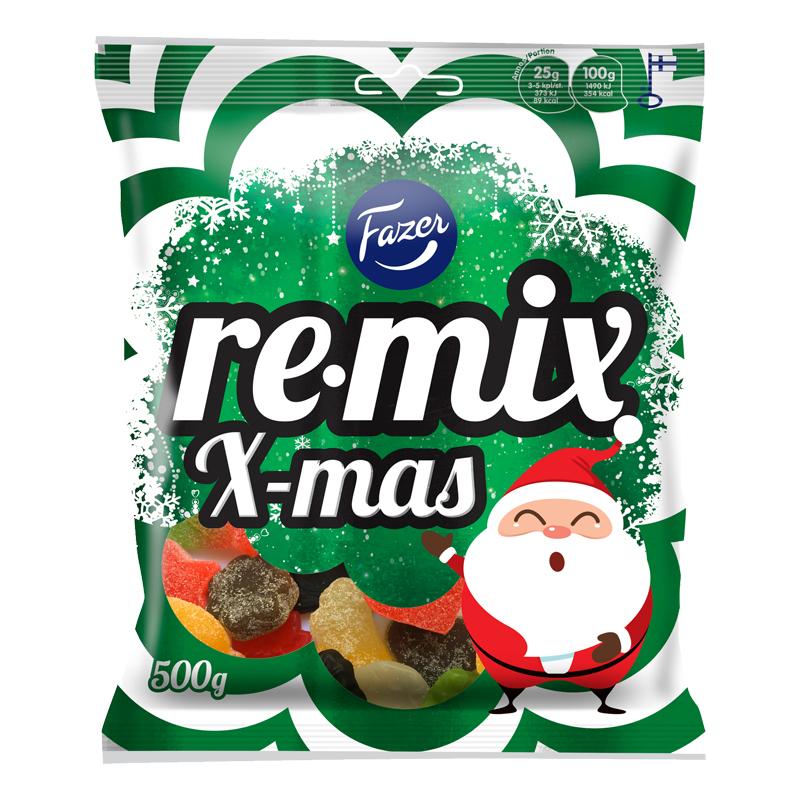 Remix X-mas - 25% alennus