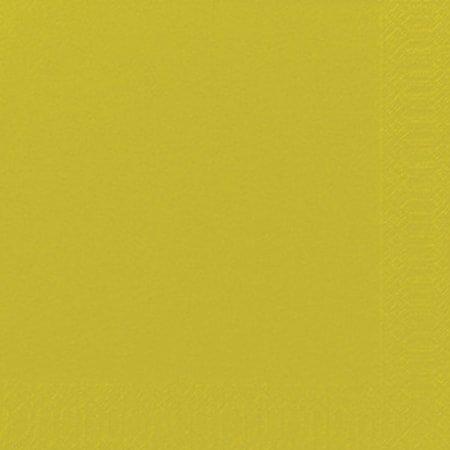 Serviett 3-lags 40 x 40 cm kiwi (125)