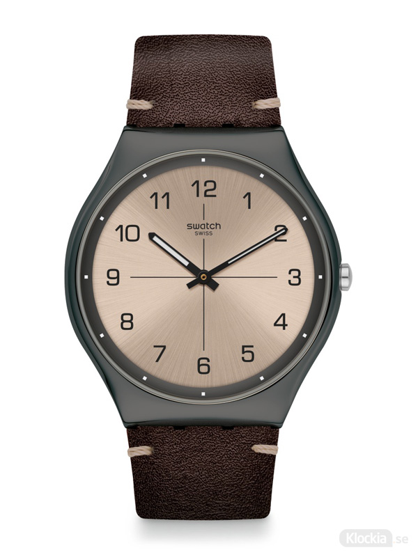 SWATCH Time To Trovalize SS07M100
