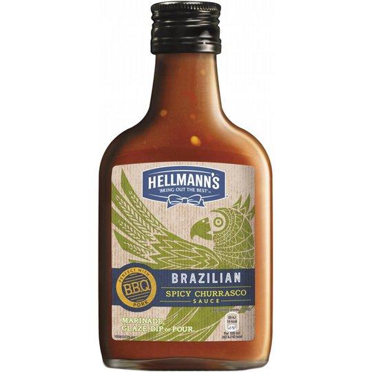 "Sås ""Brazilian BBQ"" 200ml - 82% rabatt"