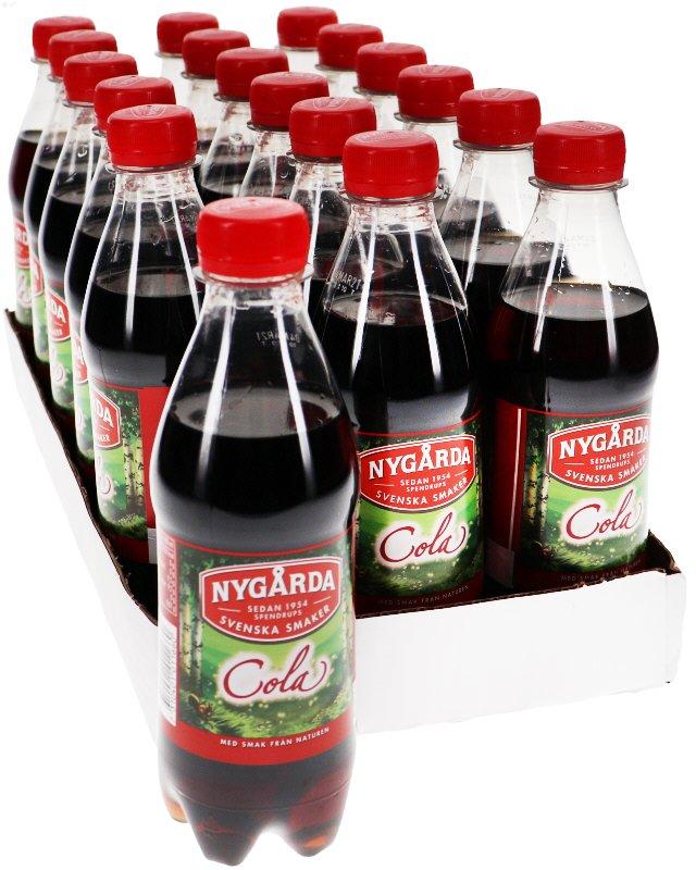 Läsk Cola 18-pack - 25% rabatt
