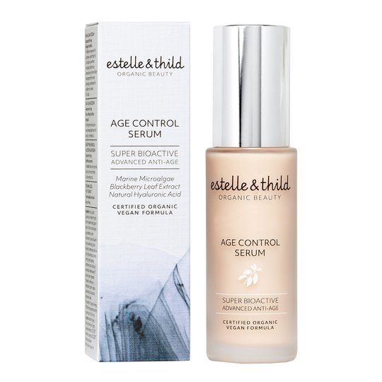 Estelle & Thild Super Bioactive Age Control Serum, 30 ml estelle & thild Luonnonkosmetiikka