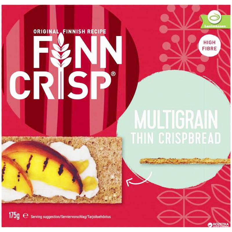 Finn Crisp Multigrain - 23% rabatt