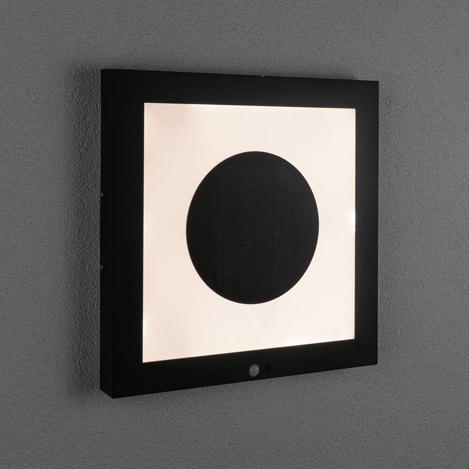 Paulmann -LED-aurinkopaneeli Taija 40 x 40 cm
