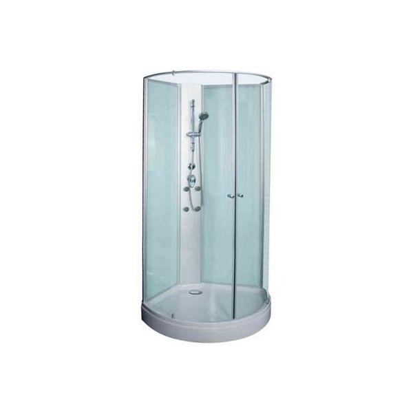 Arrow 6301 Dusjkabinett 900 x 900 mm, klart glass