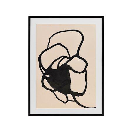 Rovschanck 2 Illustrasjon med Ramme