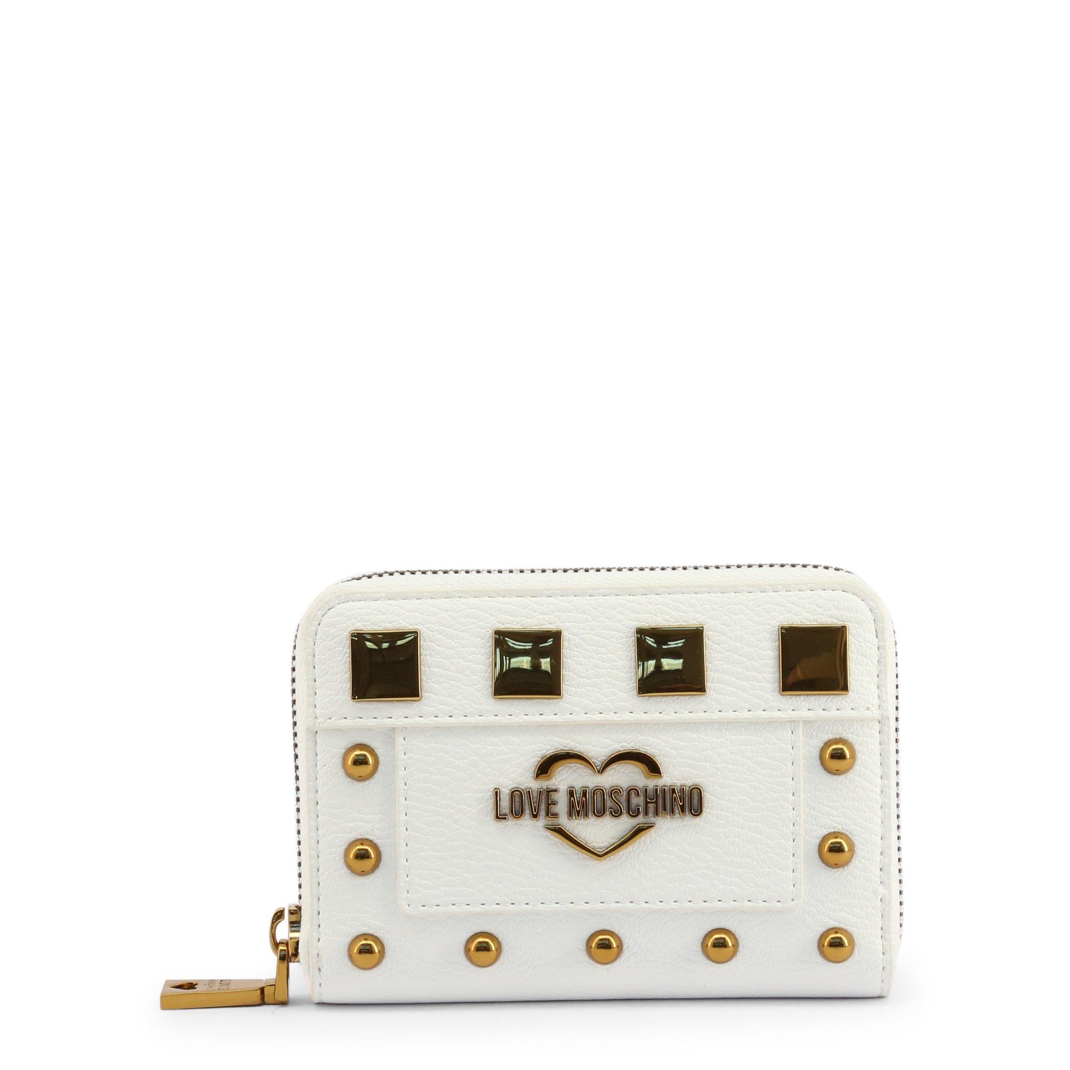 Love Moschino Women's Wallet Various Colours JC5651PP0BKO - white NOSIZE