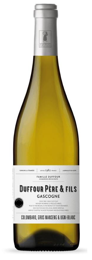 2017 IGP Côtes de Gascogne, Duffour Père et Fils, South West France
