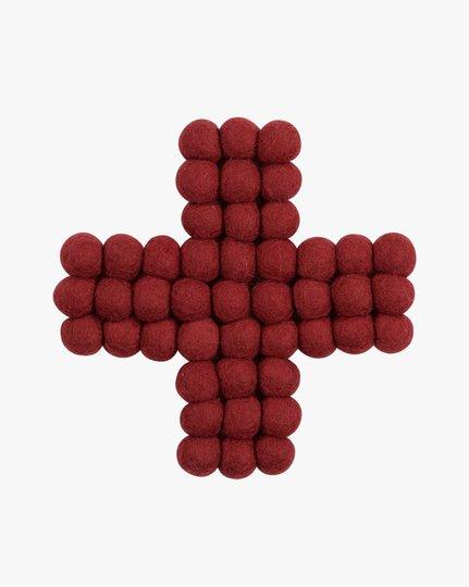 Pannunalunen, Wool cross