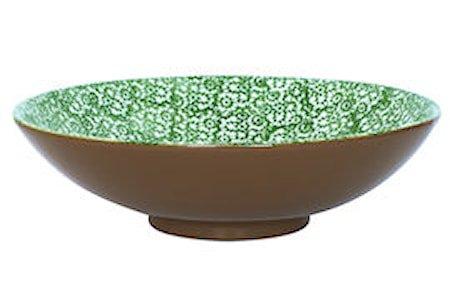 Vesta Salatskål Grønn Ø 40cm