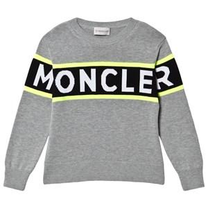 Moncler Branded Tröja Grå 8 years