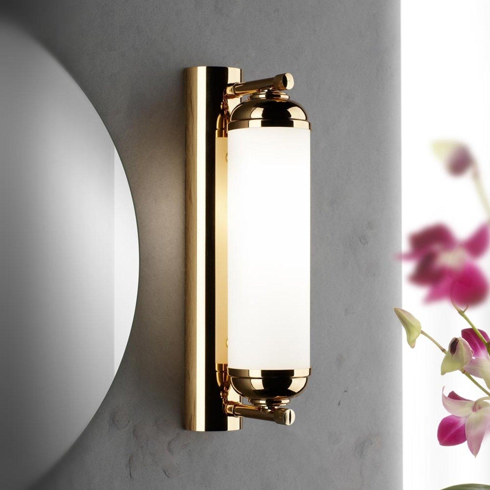 Elegant vegglampe Ellida, med 1 lyskilde