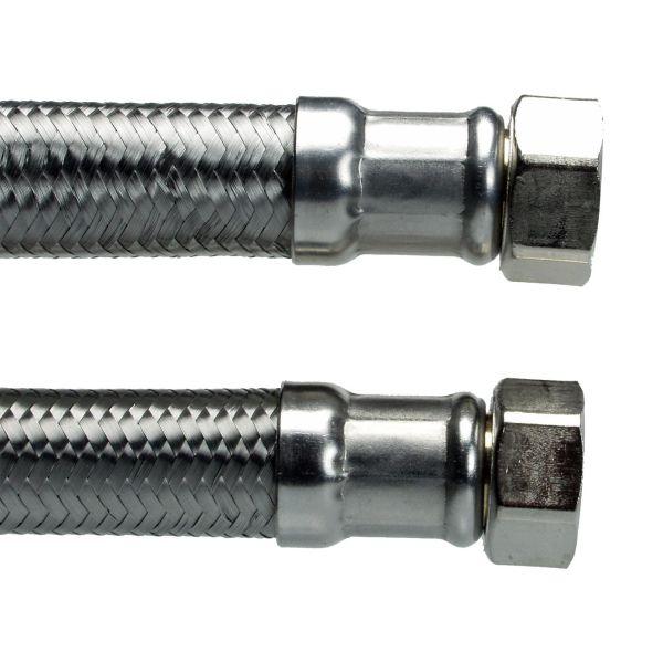 Neoperl 8192752 Liitäntäletku suora, sisäkierre G20 400 mm
